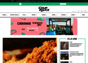 coupdepouce.com