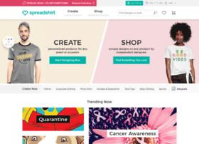 coupon-admin.spreadshirt.com