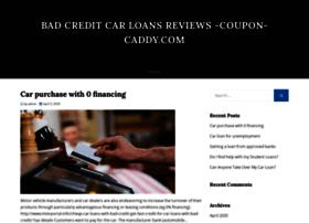 coupon-caddy.com