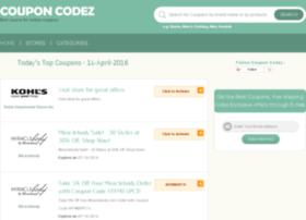 coupon-codez.com
