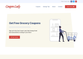 coupon-lady.com