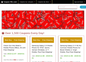 coupon-mix.com