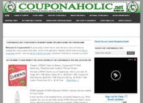 couponaholic.com