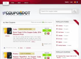 coupondot.com