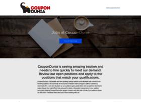 coupondunia.recruiterbox.com