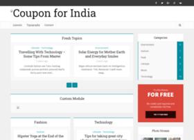 couponforindia.com