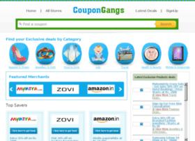 coupongangs.com