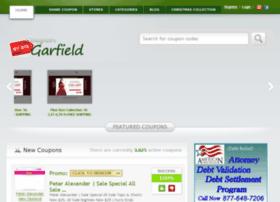 coupongarfield.com