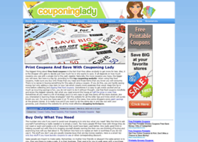couponing-lady.com