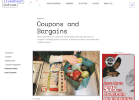 couponing.about.com