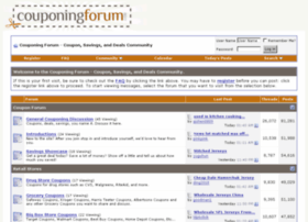 couponingforum.com
