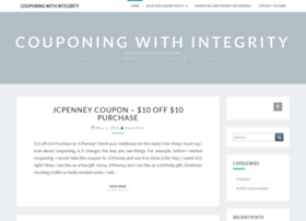 couponingwithintegrity.com