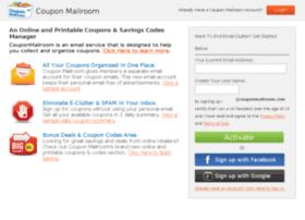 couponmailroom.com