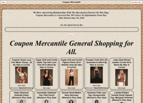 couponmercantile.com