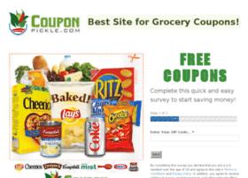 couponpickle.com