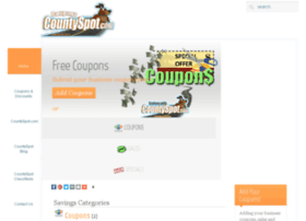 coupons.countyspot.com