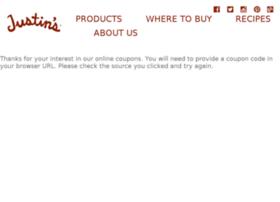 coupons.justins.com