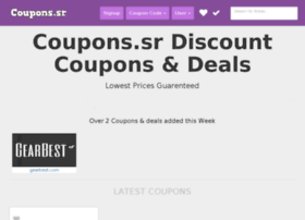 coupons.sr