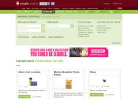 couponscanada.smartcanucks.ca