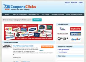 couponsclicks.com