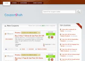 couponshah.com