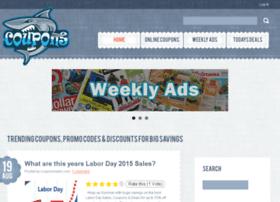 couponsharks.com