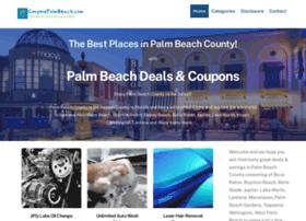 couponspalmbeach.com