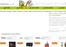 couponster.co.uk