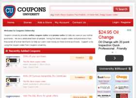 couponsuniversity.com
