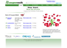 couponwalk.com