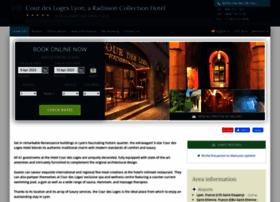 cour-des-loges-lyon.hotel-rez.com