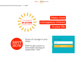 courageinactiontelesummit.com