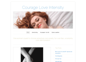 courageloveintensity.com