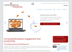 courageousworkplaces.com