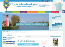 courcelles-les-lens.fr