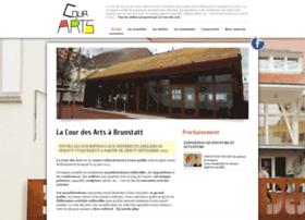 courdesarts.fr