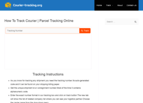 courier-tracking.org