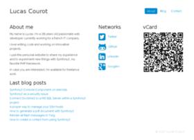 courot.com