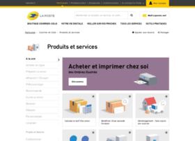 courrierenfrance.laposte.fr