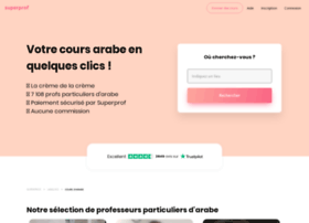 cours-arabe.fr