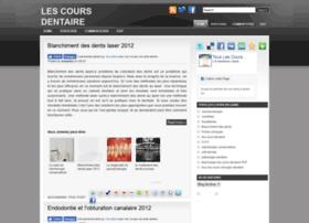 cours-dentaire.blogspot.com