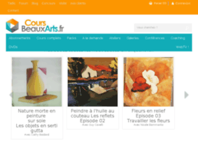 cours.beauxarts.fr