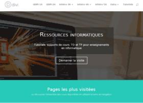 cours.infotro.fr