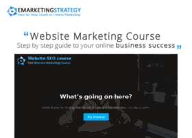 course.emarketing-strategy.co.uk