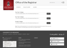 courseequivalency.uark.edu