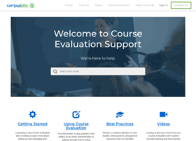courseevaluationsupport.campuslabs.com