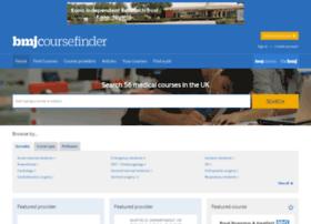 coursefinder.bmj.com