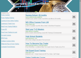 courses-forex.info