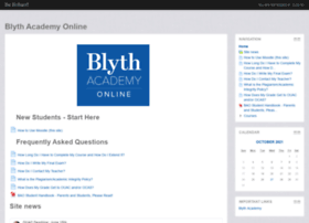 courses.blythonline.com
