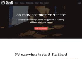 courses.devu.com